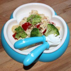 gnocchis mit gemüse