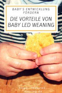 Baby macht BLW