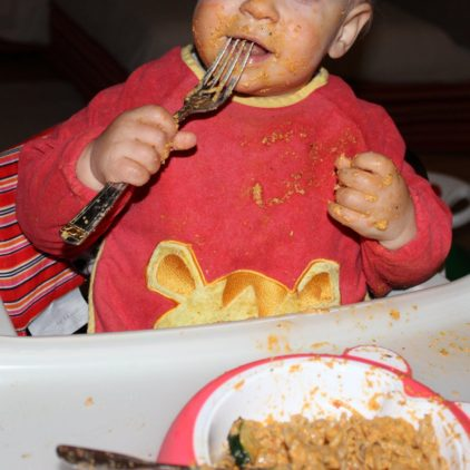 womit anfangen bei baby led weaning guide