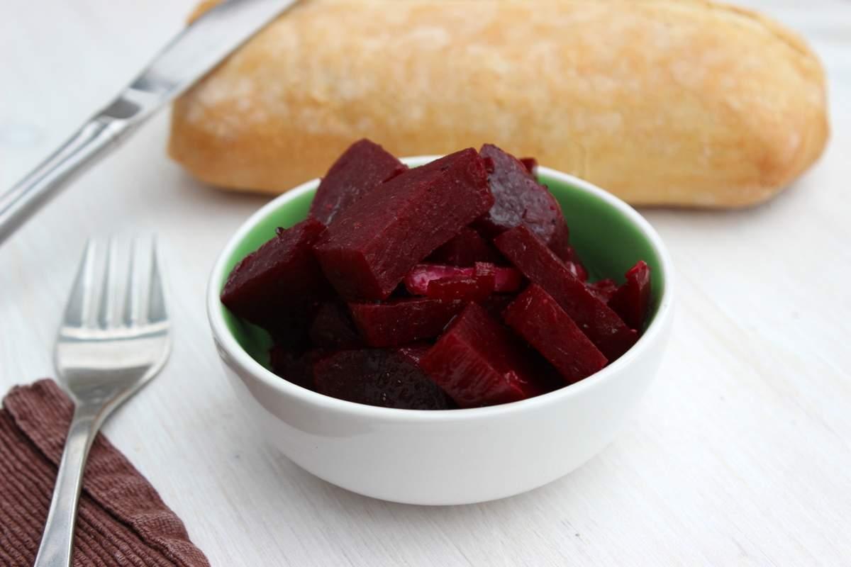 rote bete salat klassisch