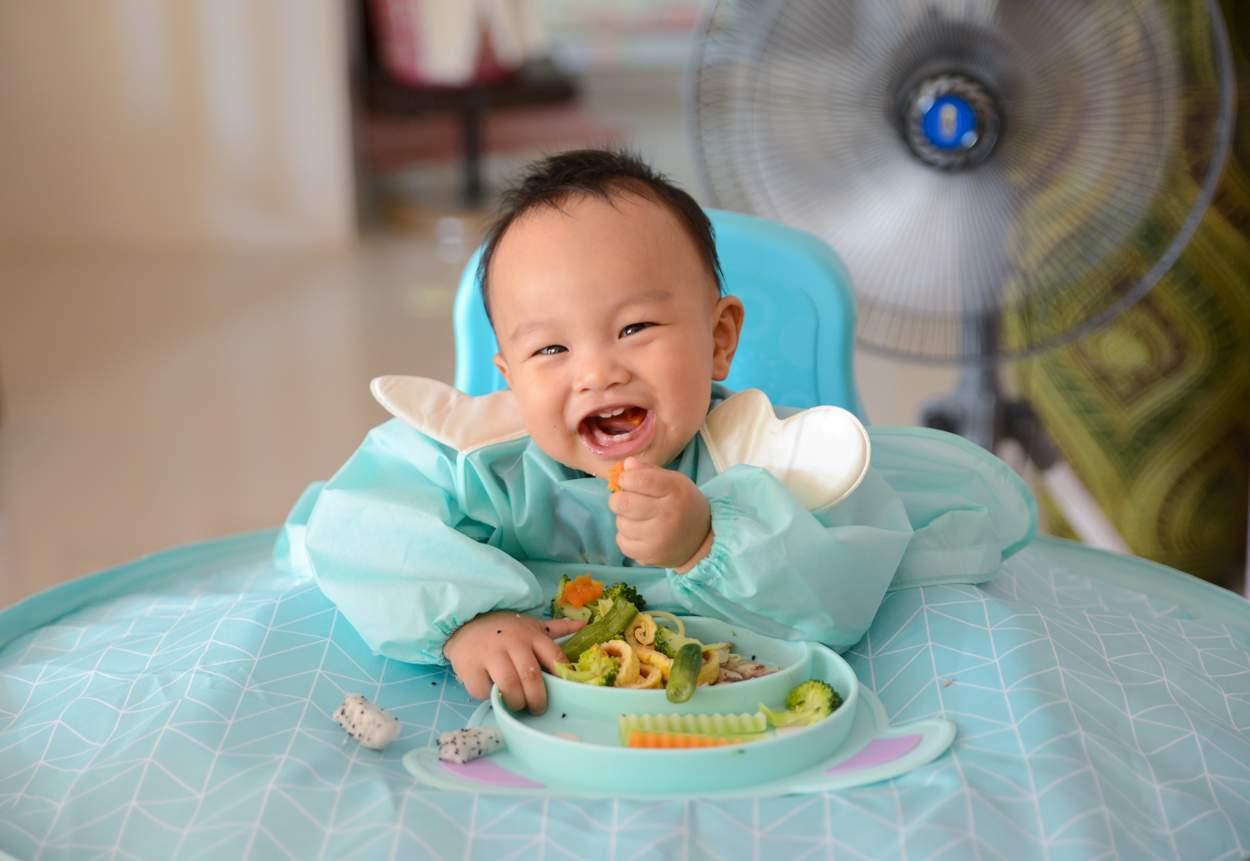 ab wann dürfen babys alles essen