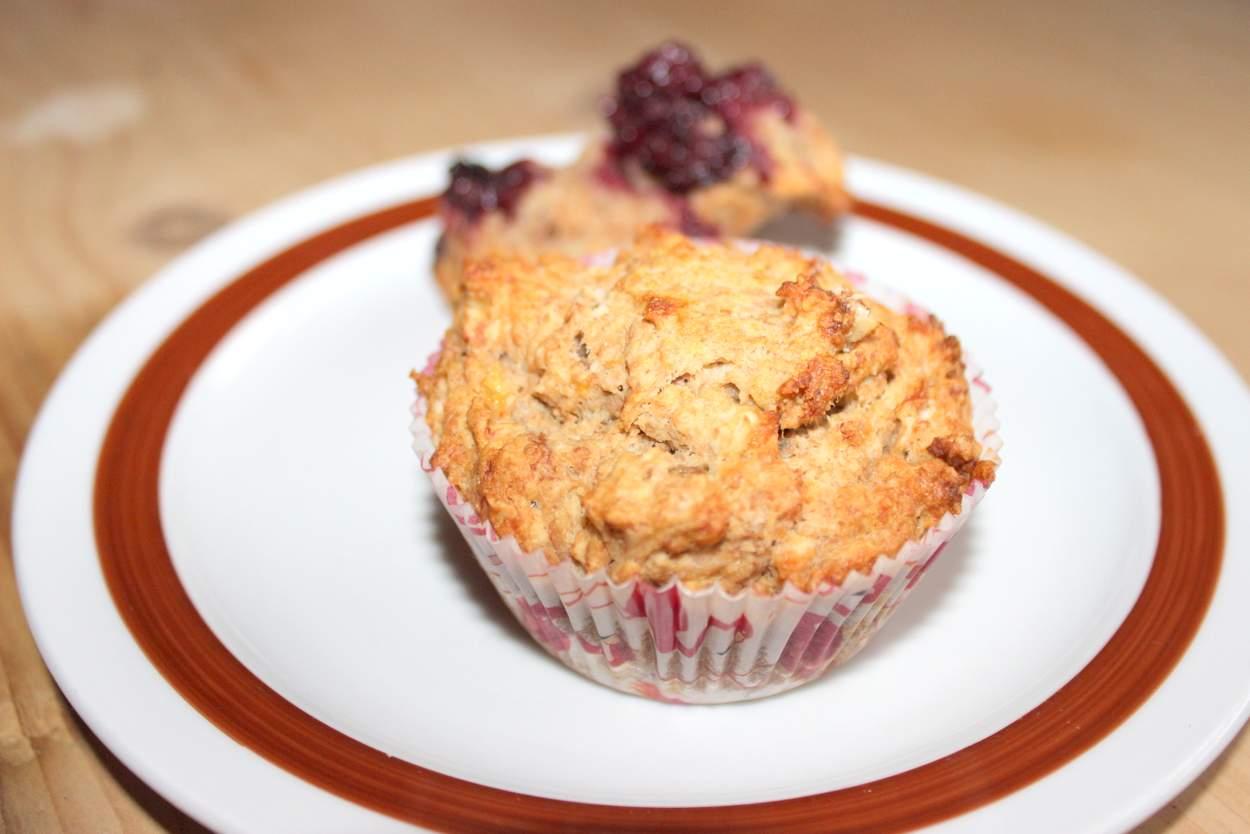 muffins mit öl