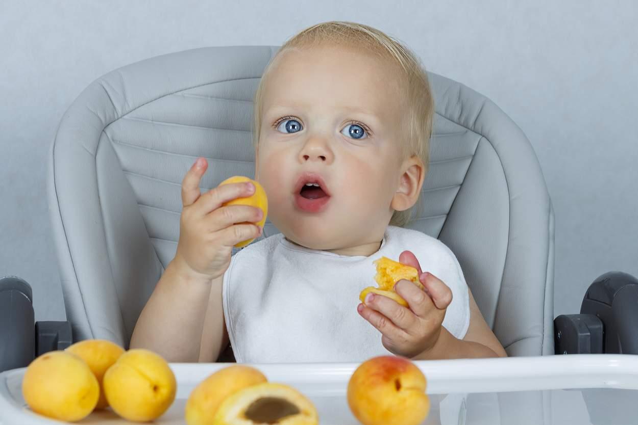 ab-wann-dürfen-babys-aprikosen-essen