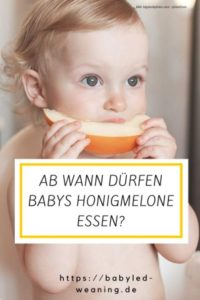 Baby Honigmelone