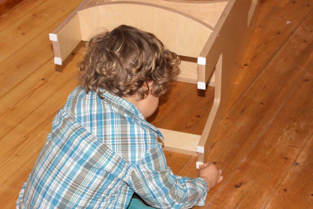 Ully Natural kinderleichter Aufbau